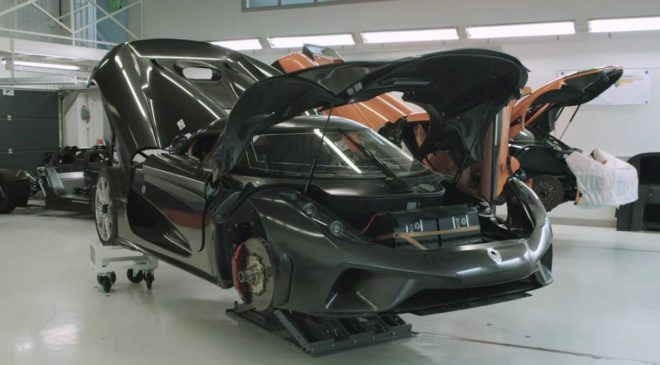 Koenigsegg Explains Challenges In Making Its Hypercars Road Legal